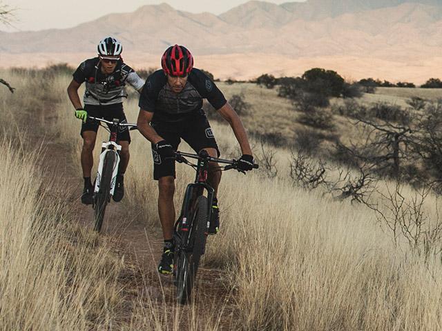 Mountain Bike Evolution