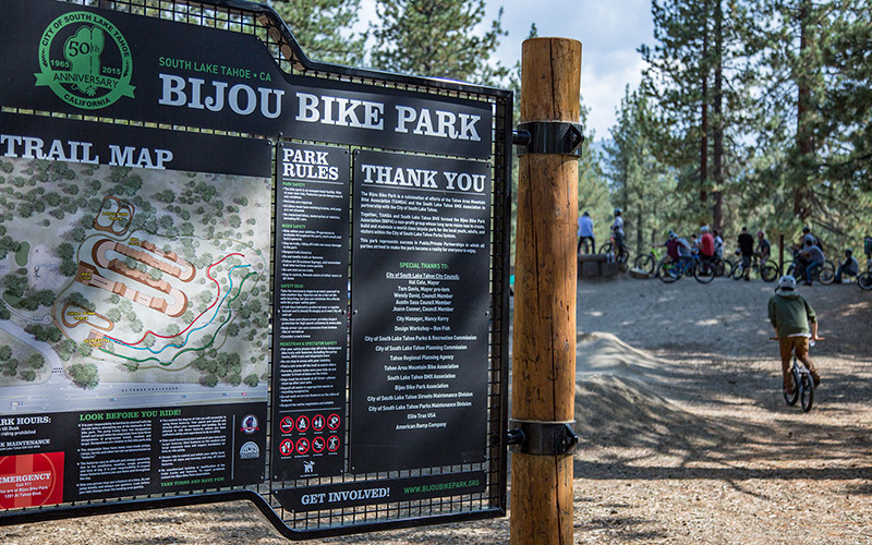 Bijou Bike Park – <i>Photo by David Clock</i>
