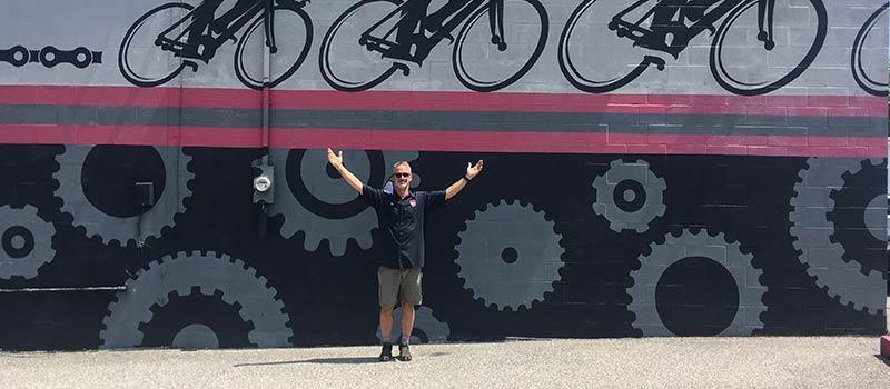 Gung Ho Bikes Community Grant Project