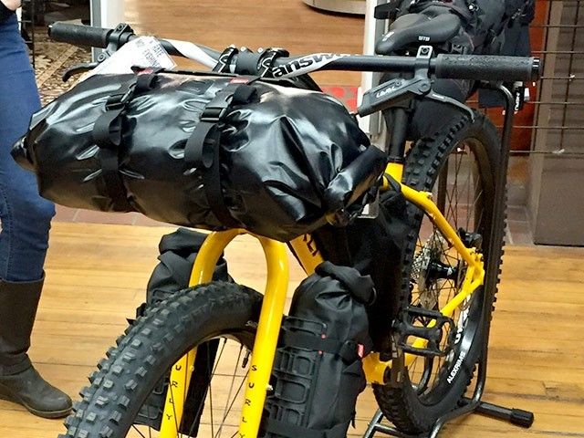 Break into Bikepacking