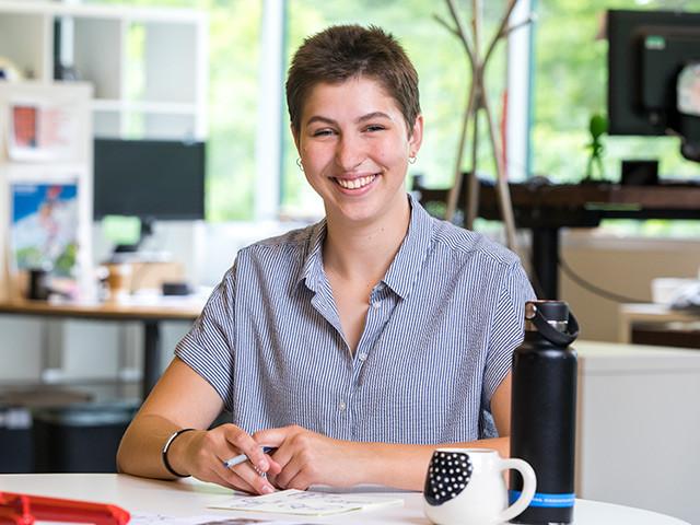 Meet Ellie, QBP's Industrial Design Intern