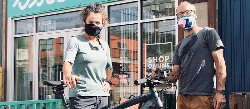 Bike Doctor Community Grant Project