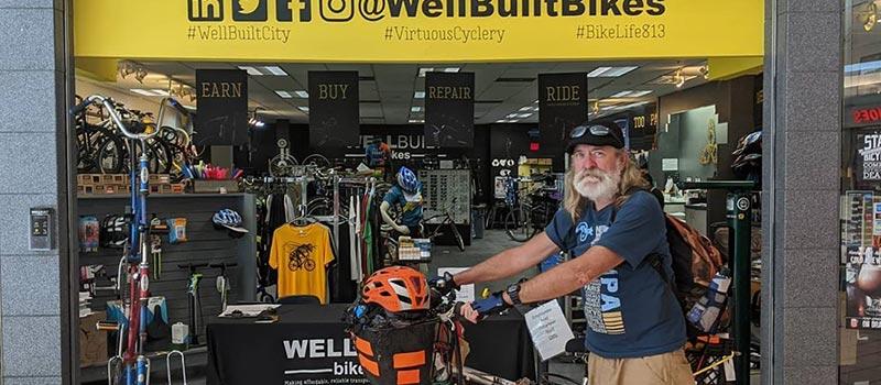WellBuilt Bikes Community Grant Project
