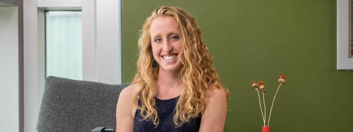 Meet Kristina, QBP's Social Media Intern
