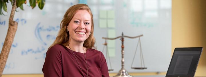 Meet Michelle, QBP's Legal Intern