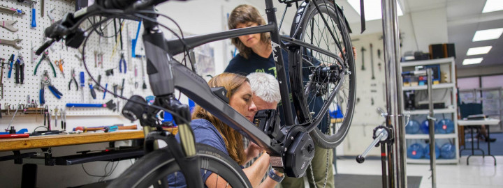 QBP To Purchase Barnett Bicycle Institute