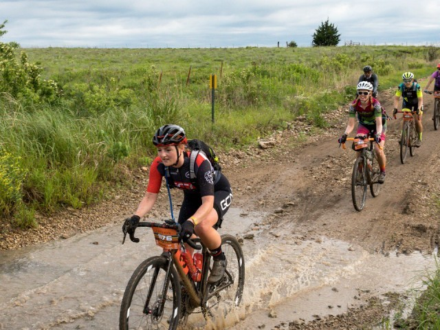 By the Numbers: Dirty Kanza Women's Field