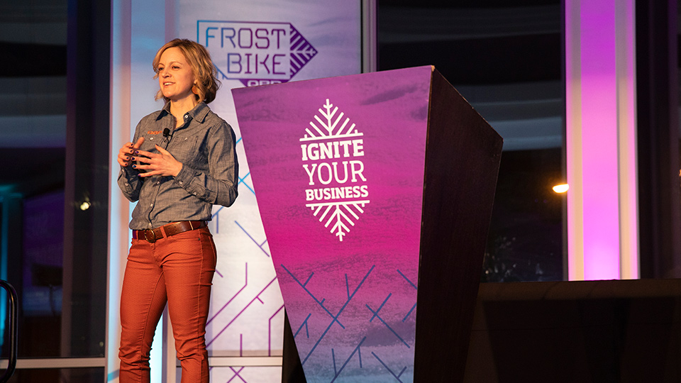 U of Q Frostbike Business Summit 2021