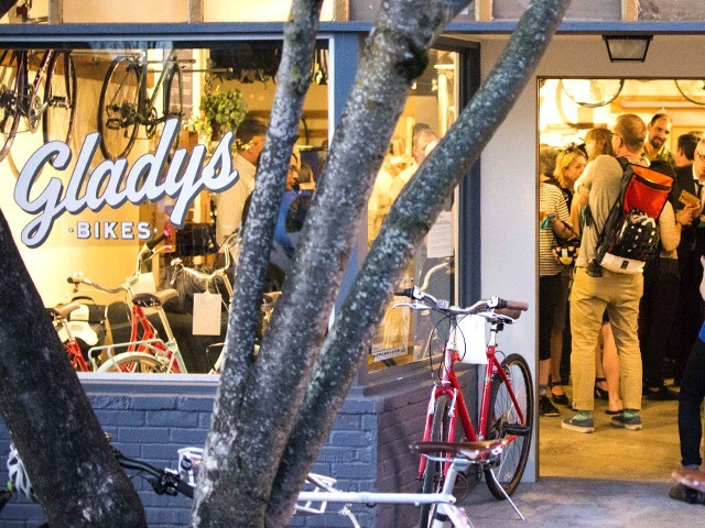 Building a Better Neighborhood: Gladys Bikes