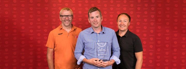 QBP Honors Award Recipients at SaddleDrive