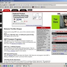 2003 - Dealer Site