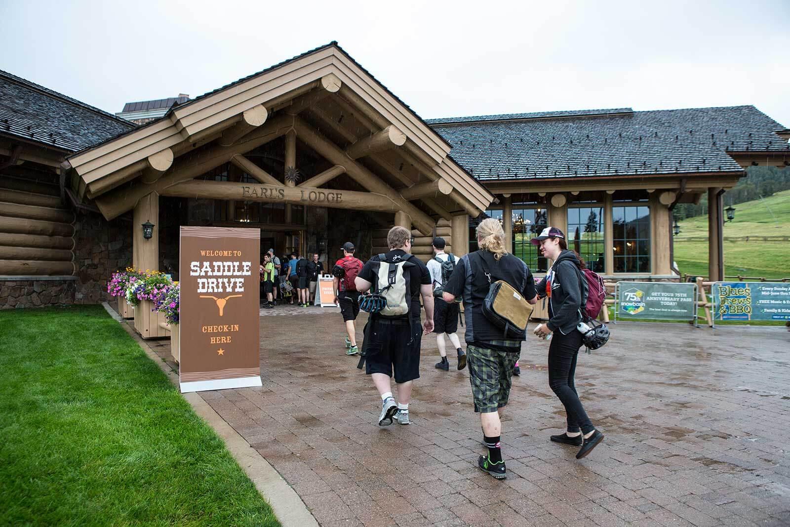 SaddleDrive 2015 event opening