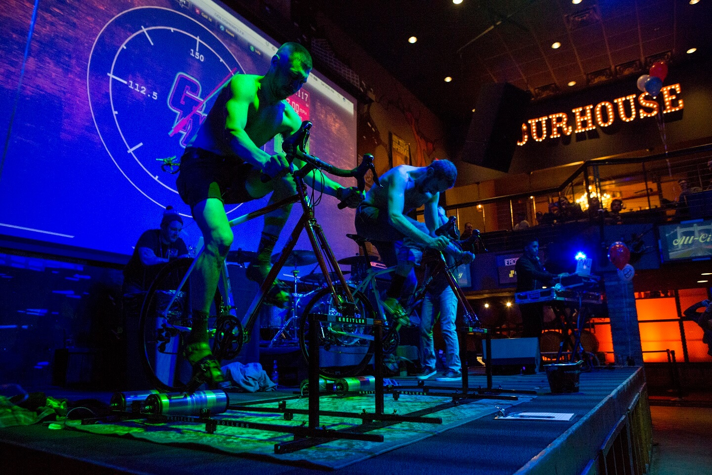 2017 Frostbike Party at the Pourhouse